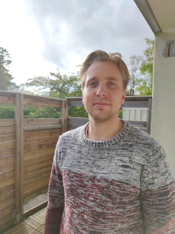 Freddy Karlsson - Grundare av SteadyGo.